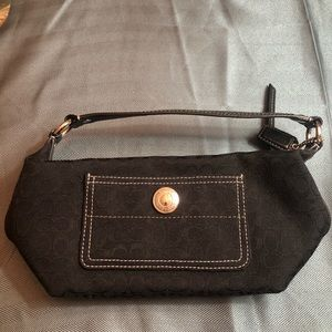 VINTAGE COACH MINI PURSE